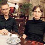 Борис Матвеев и Елена Франчян