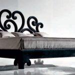 Кровать с резным изголовьем Ursula, JC Passion