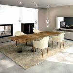 Стол и стулья из коллекции Tambler, REFLEX