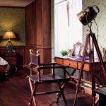 Бюро со стулом