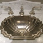 Scalloped Over Edge Basin