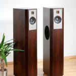 Burmester 961МК3 – напольные акустические системы