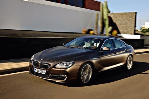 BMW 6-й серии гран-купе