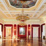интерьеры дворцового комплекса «Царицыно»