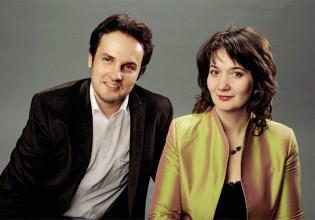 Анна Карпова и Дмитрий Кулиш