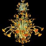 Dubai sunflower Chandelir FLO-7-12-B