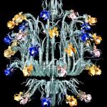 Ireos Zeus chandelier FIO-8-45