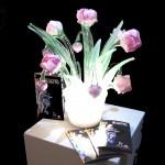 Tulip Renoir Vase Lamp LAM-11
