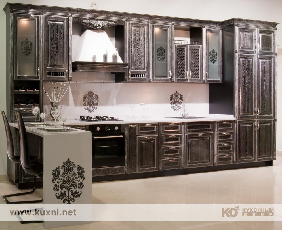 Кухонный двор     Журнал Дом и Интерьер