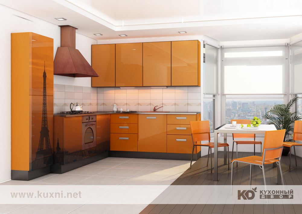 Кухонный двор фото