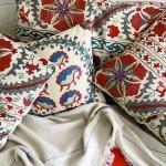 текстиль, фото из коллекции ИКАT&MORE