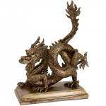 статуэтка дракона, Oriental Furniture www.shopyourway.com