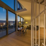 38_Flexhouse_Ground Floor_Dining area _ Living room