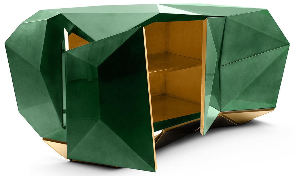 сервант Pixel Cabinet, boca do lobo www.bocadolobo.com