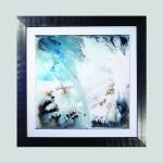 Картина «Зимний лес», CARRÉ D'ARTISTES www.carredartistes.com