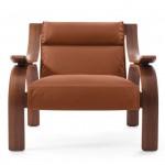 Кресло Woodline, дизайн Marco Zanuso, cassina www.cassina.com