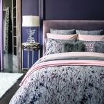 постельное белье «Виолетта» и «роял», плед «кашемир», togas www.togas.com