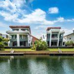 villa v stile futuristicheskogo dizayna v singapure