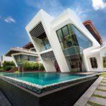 villa v stile futuristicheskogo dizayna v singapure 3